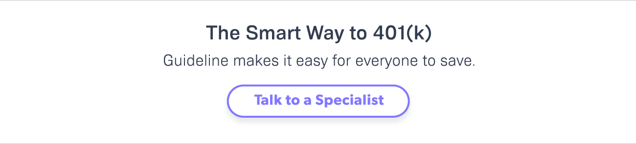 Offer a 401(k) plan